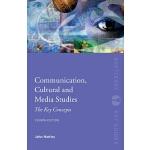 【预订】Communication, Cultural and Media Studies: The Key Conc