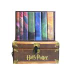 哈利波特1-7全集精装豪华版进口英文原版科幻小说 Harry Potter Hardcover Boxed Set 礼