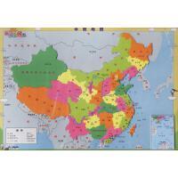 中国地图-磁乐宝拼图