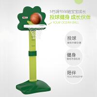 儿童篮球架可升降投篮架篮球筐家用室内户外宝宝男孩球类玩具