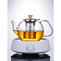 唐丰玻璃煮茶壶套装电陶炉煮茶加厚大容量办公室多功能泡茶壶家用