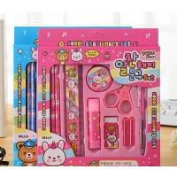 儿童活动礼物小学生文具套装儿童铅笔奖品幼儿园小礼品 颜色随机