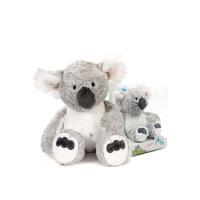 六一儿童节520德国NICI 定制考拉公仔 为了你同款毛绒玩具可爱娃娃生日礼物520礼物母亲 为了你同款定制考拉