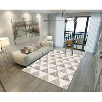 2019新品ins风北欧客厅地毯沙发茶几垫 大可爱简约现代卧室床边毯满铺