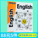 英文原版 Gold Stars English Supports school learning 英语辅助课程教学9-