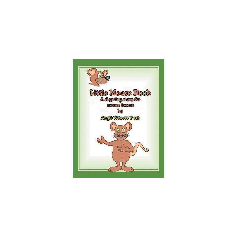 【预订】Little Mouse Book: A Rhyming Story for Mouse Lovers 预订商品,需要1-3个月发货,非质量问题不接受退换货。