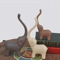 20181101185119226 三只小象摆件家居客厅电视柜装饰品创意乔迁礼物结婚礼品 三只小象