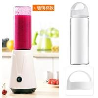 榨汁机迷你家用全自动水果小型多功能迷你便携式电动榨果汁机