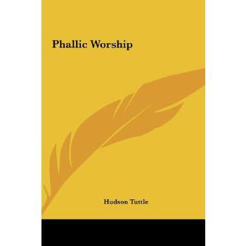 【预订】Phallic Worship 预订商品,需要1-3个月发货,非质量问题不接受退换货。