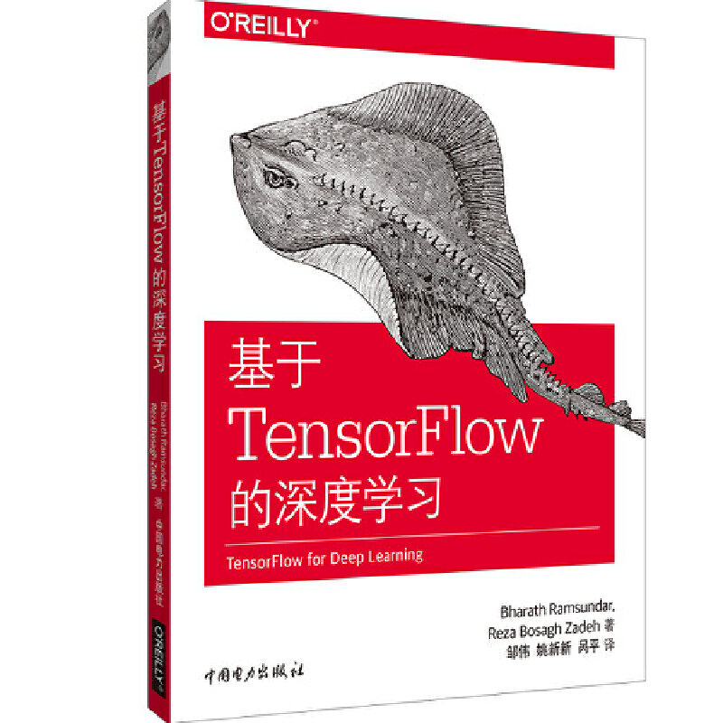 基于TensorFlow的深度学习 一本为渴望进入机器学习实战领域的从业者准备的令人着迷的书