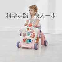 babycare婴儿学步车手推车多功能 防o型腿宝宝学走路儿童助步玩具