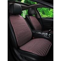 汽车坐垫夏季荞麦壳仿亚麻车用座椅套车内座垫四季通用车垫子凉垫