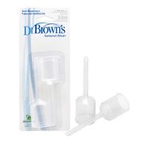 Dr Brown's 布朗博士 宽口导气管(2个吸塑装)BL660