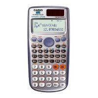 【CASIO】卡西欧FX-991ES plus 卡西欧科学计算器FX-991CN 卡西欧学生计算器 函数计算器 考试用