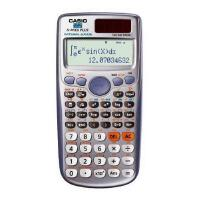 卡西欧FX-991ES plus 卡西欧科学计算器FX-991CN 卡西欧学生计算器 函数计算器 考试用计算器
