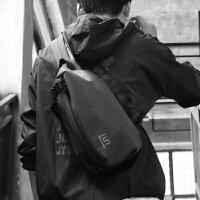 胸包男单肩包休闲运动潮牌男士包包斜挎包时尚青年小背包学生韩版