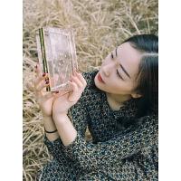 小众设计包包女夏季透明亚克力仙女小方包简约ins斜挎包