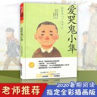 爱哭鬼小隼 7-10岁儿童文学故事 男版窗边的小豆豆 一个男孩子的心灵成长史小学生一二三四五六年级课外阅读学校书籍 97