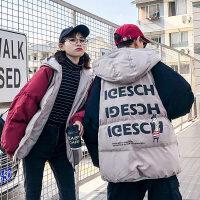 冬季外套男士棉衣棉袄面包服学生情侣装短款韩版潮流2018新款