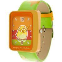 2017年新款 淘气宝贝 时尚个性卡通手表 可爱兔子 绿色NNP-48