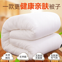 正宗新疆长绒棉 棉花被芯纯棉花被子棉胎春秋冬被加厚保暖定制