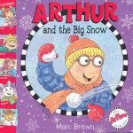Arthur and the Big Snow(亚瑟小子图画故事书) ISBN 0316057707
