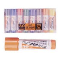 台湾 利百代 907-30 30mm POP 麦克笔 唛克笔 广告笔 POP笔