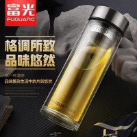 富光�p�幽�岵AП�便�y�^�V茶杯�Y品杯透明��意�k公家用水杯子