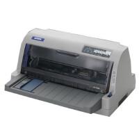 Epson LQ-730K针式打印机 税票 出库单 快递单 增值税打印机 专业税控发票打印机 专业快递单打印机 lq7