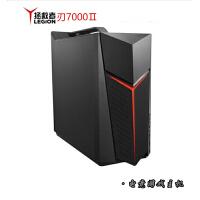 联想拯救者 刃7000(i5高配) UIY电竞游戏台式电脑主机 专业显卡,强大性能(i5-8400/8G内存/128G