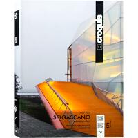 建筑素描171期 西班牙EL CROQUIS 中英文版 SELGASCANO 建筑师事务所 作品集