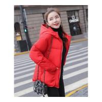 韩版棉袄女冬季新款外套加厚短款学生棉衣蓬蓬面包服