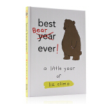 史上好熊Best Bear Ever英文原版绘本Liz Climo 莉兹克里莫 你真好看同作者 Liz Climo 蠢