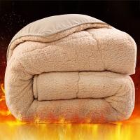 【领券立减50】羊羔绒被芯棉被冬天双人被子加厚冬被单人宿舍秋冬被芯冬天加厚