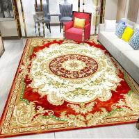 【品质推荐】红地毯 婚庆红色地毯婚房布置装饰客厅茶几垫沙发地毯家用小房间卧室床边长方形地毯