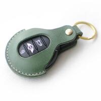 汽车钥匙包套迷你cooper clubman F56 F55保护套