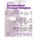 【预订】Guide to Standardized Drumset Notation