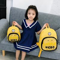 2019新款时尚儿童双肩包小背包学生百搭可爱书包幼儿园书包