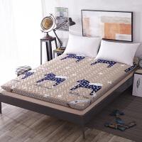 全棉防滑床垫床褥子1.8m床榻榻米垫被学生宿舍1.2米双人1.5保护垫