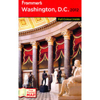 Frommer'S Washington, D.C. 2012 International Edition(ISBN=