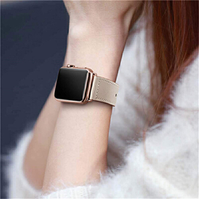 适用apple watch4表带iwatch3代苹果手表4表带尼龙帆布回环运动42mm38男女通用4/3/2/1代iphone series潮 默认发42mm长款。其他长度联系客服