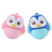 早教益智玩具0-1岁 婴儿企鹅不倒翁娃娃玩具宝宝3-6-12个月