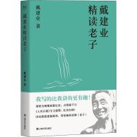 戴建业精读老子 上海文艺出版社