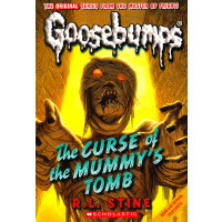 The Curse of The Mummy's Tomb(Classic Goosebumps #06)鸡皮疙瘩经典