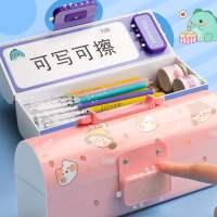 女小学生带密码锁可爱ins日系创意大容量简约儿童收纳多功能