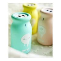 手机充电宝 牛奶瓶移动电源10000毫安创意卡通迷你可爱充电宝手机通用女性