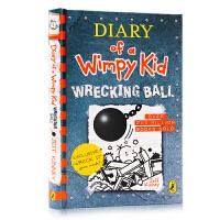 小屁孩日记#14 精装 Diary of a Wimpy Kid: Wrecking Ball 英文原版漫画 系列章节