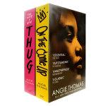 Angie Thomas套装 你赋予的恨+黑暗中的星光 英文原版小说