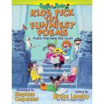 【预订】Kids Pick The Funniest Poems Poems That Make Kids Laugh