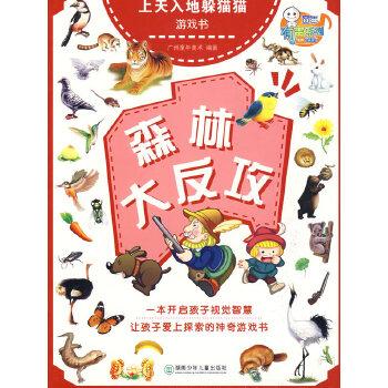 上天入地躲猫猫游戏书:森林大反攻